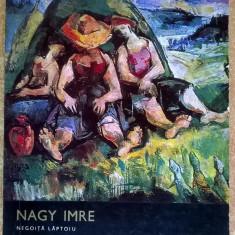 Negoita Laptoiu - Nagy Imre {Album} - Album Arta