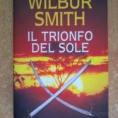 Wilbur Smith - Il triunfo del sole - Carte in italiana