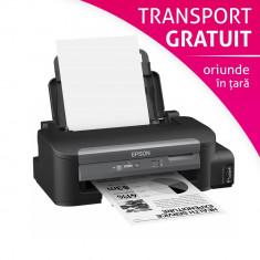 Imprimanta Epson WorkForce M100 cu sistem CISS integrat - Imprimanta inkjet