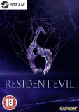 Resident Evil 6 Pc (Steam Code Only), Capcom