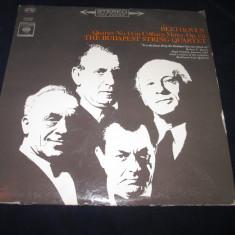 Beethoven - Quartet No.14 In C sharp minor, op.131 _ vinyl, LP _ Columbia(SUA) - Muzica Clasica Columbia, VINIL