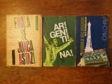3 carti despre fotbal de Ioan Chirila /  R4P5S