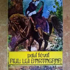 Paul Feval – Fiul lui D'Artagnan - Carte de aventura
