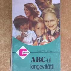 Nastoiu Ioan - ABC-ul longevitatii