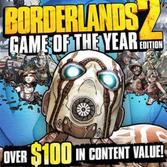 Borderlands 2 Game Of The Year Edition Pc (Steam Code Only) - Joc PC