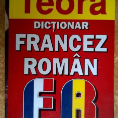 Sanda Mihaescu-Carsteanu - Dictionar francez-roman {15.000 cuvinte}