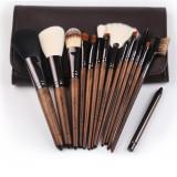 Pensule machiaj Profesionale Machiaj Cosmetic ZOREYA - Set 15 pensule