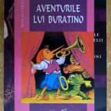 Aleksei N. Tolstoi - Aventurile lui Buratino - Carte de povesti