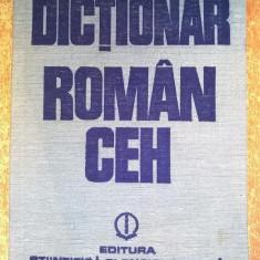 Anca Irina Ionescu – Dictionar roman-ceh