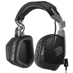 Casti Mad Catz F.R.E.Q. 3 (BLACK) Stereo, 3.5 mm Jack - Casca PC