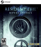 Resident Evil Revelations Pc (Steam Code Only), Capcom