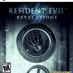 Resident Evil Revelations Pc (Steam Code Only) - Joc PC