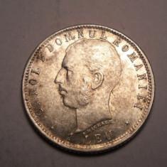 1 leu 1906 Piesa de Colectie - Moneda Romania