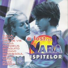 Compilatie MediaPro Music - Vara Ispitelor (1 CD) - Muzica Pop
