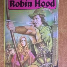 Alexandre Dumas – Robin Hood - Carte de aventura