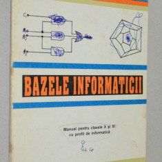 Bazele informaticii - Ioan Tomescu 1994