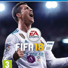 Fifa 18 Ps4 - Jocuri PS4
