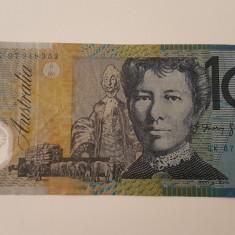 AUSTRALIA 10 DOLARI