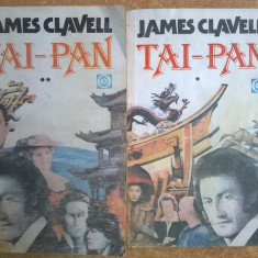 James Clavell – Tai-Pan {2 volume}{u} - Roman