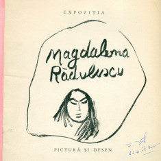 Expozitia Magdalena Radulescu - Pictura si Desen - Album Arta