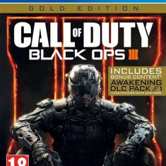 Call Of Duty Black Ops Iii Gold Edition Ps4 - Jocuri PS4