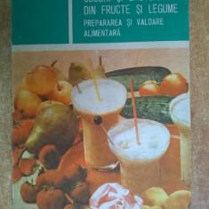 Teodora Munteanu - Sucuri si bauturi din fructe si legume