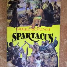 Rafaello Giovagnoli – Spartacus - Carte de aventura