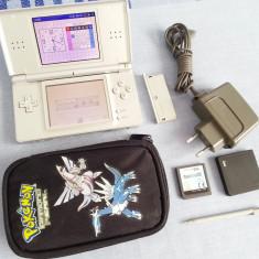 Joc Nintendo DS Lite STARE BUNA + discheta carcasa capac GBA incarcator borseta - Consola Nintendo