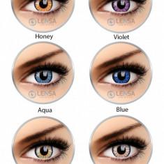 Lentile de contact colorate Glamour