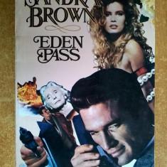 Sandra Brown – Eden Pass - Roman dragoste