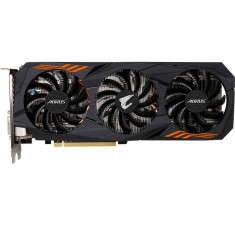 Placa video Gigabyte nVidia AORUS GeForce GTX 1060 9Gbps 6GB GDDR5 192bit - Placa video PC Gigabyte, PCI Express