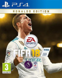 Fifa 18 Ronaldo Edition Ps4, Ea Sports