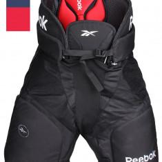 Pantaloni 18K Senior Hochei pe gheata negru XL - Echipament hochei
