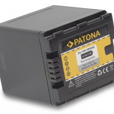 1 PATONA | Acumulator compatibil Panasonic VW-VBN260 VW-VBN130 VW-VBN390 - Incarcator Aparat Foto