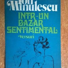Ion Minulescu - Intr-un bazar sentimental {Versuri}