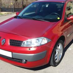Renault Megane II 1, 5 dci, An Fabricatie: 2004, Motorina/Diesel, 144500 km, 1461 cmc