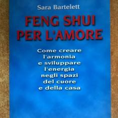 Sara Bartelett - Feng Shui per l'amore - Carte in italiana