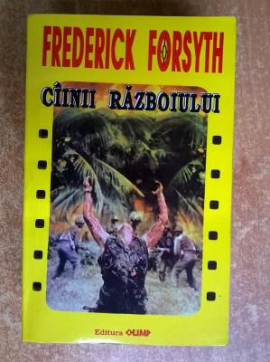 Frederick Forsyth - Ciinii razboiului foto