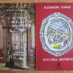 Alexandre Dumas – Doctorul misterios * Fiica marchizului {2 volume} - Carte de aventura
