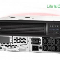 UPS second hand APC Smart-UPS SMT1500RMI2U, 1500VA, Fara baterii