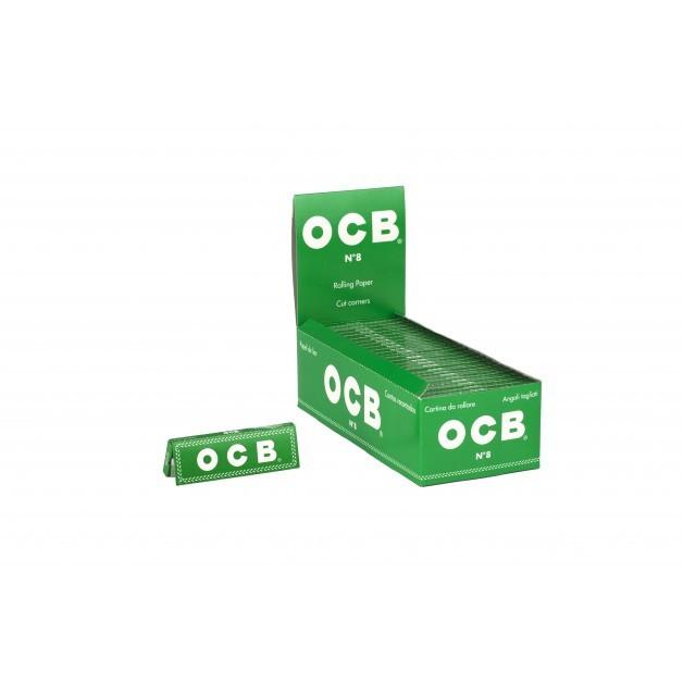Foite OCB GREEN 70mm