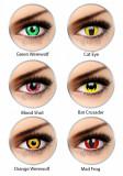 Lentile de contact colorate de Halloween / Petreceri / Club
