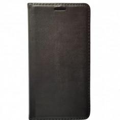 Husa flip cover magnet ascuns piele Samsung J5 (2017) - rosu - Husa Telefon