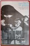 Capturati-i la bariera! - Afis Romaniafilm film URSS 1983, cinema Epoca de Aur