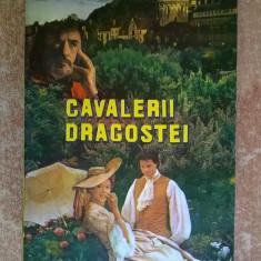 Ponson du Terrail - Cavalerii dragostei - Carte de aventura