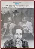 Rapa - Afis Romaniafilm film sovietic 1984, afise filme, cinema Epoca de Aur