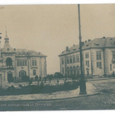 4067 - CONSTANTA - old postcard, real PHOTO - unused, Necirculata, Fotografie