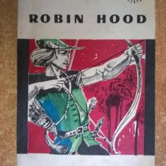 Henry Gilbert – Robin Hood - Carte de aventura