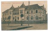 4049 - RM. VALCEA, Judecatoria - old postcard - used - 1911