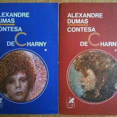 Alexandre Dumas – Contesa de Charny {2 volume} - Carte de aventura